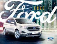 Nuevo Ford Edge