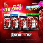 Ofertas de Weplay, ofertas flash