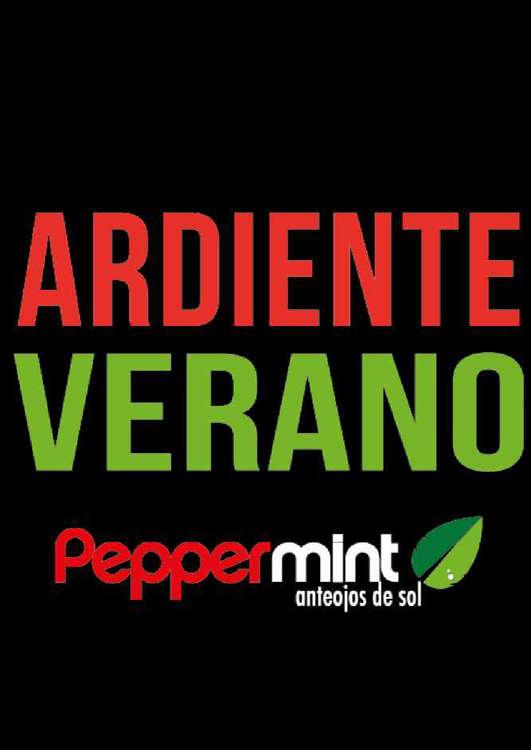 Ofertas de Pepper Mint, ardiente verano