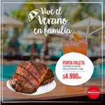 Ofertas de Supermercados Montserrat, vive el verano en familia