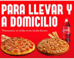 Ofertas de Pizza Hut, llevar y a domicilio