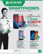 Ofertas de PC Factory, smarthphones