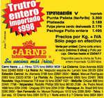 Ofertas de Doña Carne, mayorista doña carne