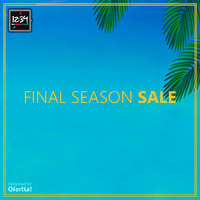 Final Season Sale