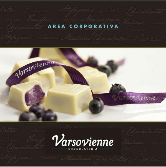 Ofertas de Varsovienne, Catálogo de Chocolates