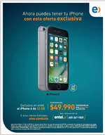 Ofertas de Entel, iphone 6