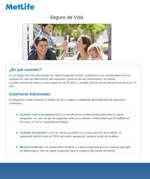 Ofertas de Metlife, productos y seguros