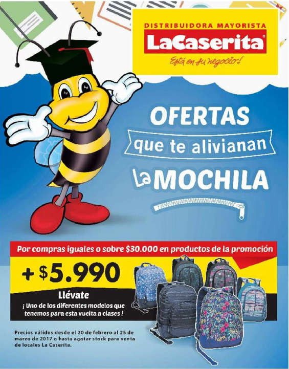 Ofertas de La Caserita, la caserita ofertas