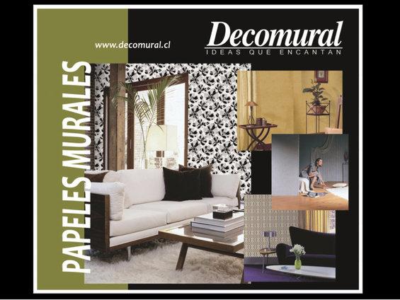 Ofertas de Decomural, catálogo papeles murales