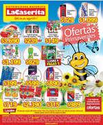 Ofertas de La Caserita, ofertas primaverales caserita
