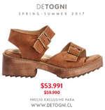 Ofertas de Detogni, nuevos precios de verano