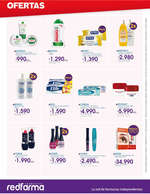 Ofertas de Farmacias Redfarma, ahorra ahora