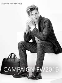 Campaign FW2017 - Man