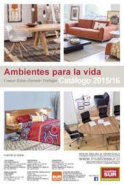Catálogo 2015 - 2016