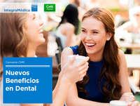 Nuevos beneficios en dental