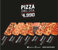 pizza toda la semana