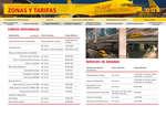 Ofertas de DHL, Guia de servicios y tarifas 2017