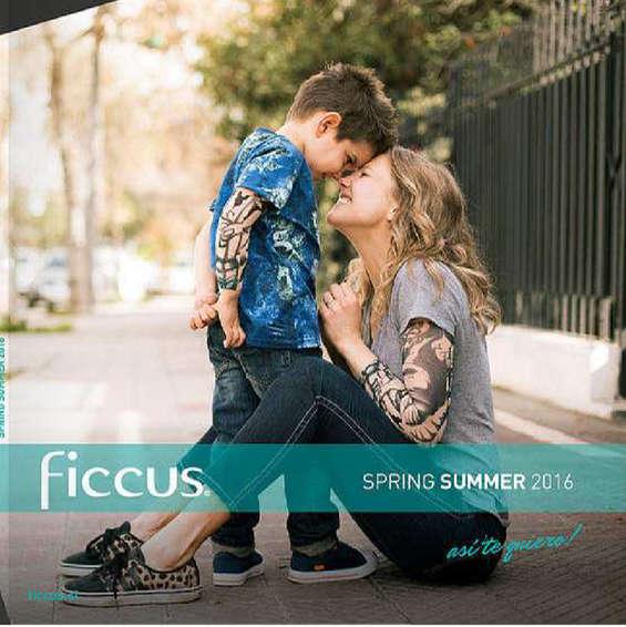 Ofertas de Ficcus, primavera verano