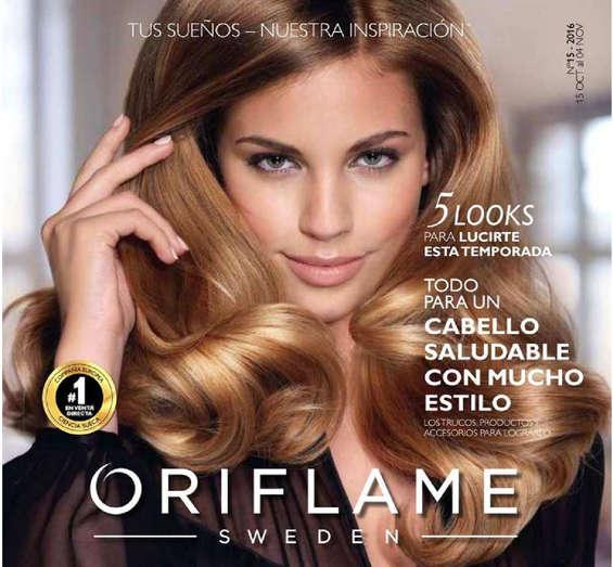 Ofertas de Oriflame, campaña 15