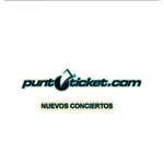 Ofertas de Punto Ticket, nuevos conciertos