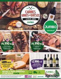 carnes vinos y quesos