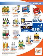 Ofertas de Alvi, Catálogo de ofertas