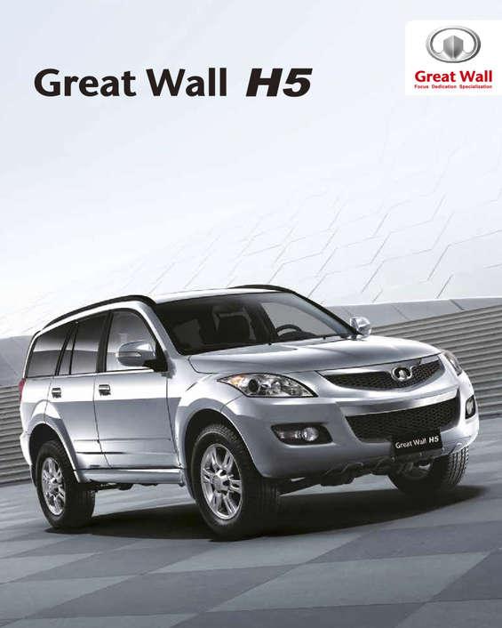 Ofertas de Great Wall, Great Wall 5