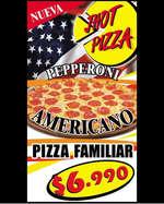 Ofertas de Jhot Pizza, promociones