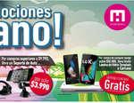 Ofertas de GSM, promociones verano