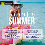 Ofertas de Palumbo, Ofertas Beauty summer