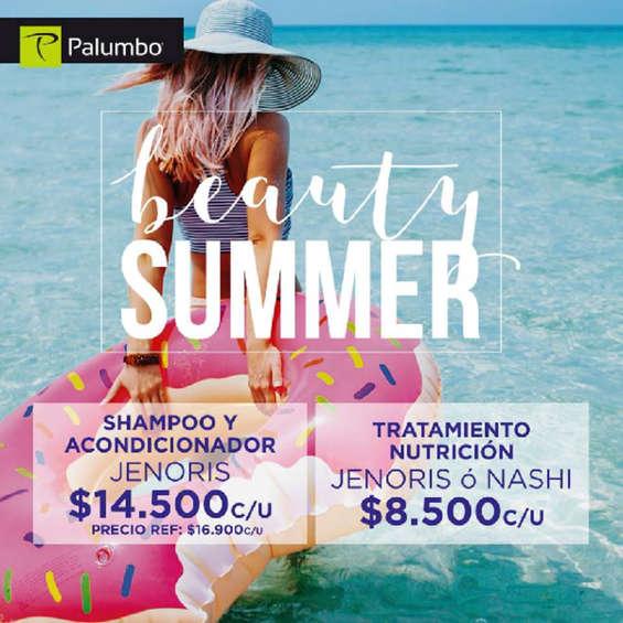 Ofertas de Palumbo, Ofertas Beauty summer