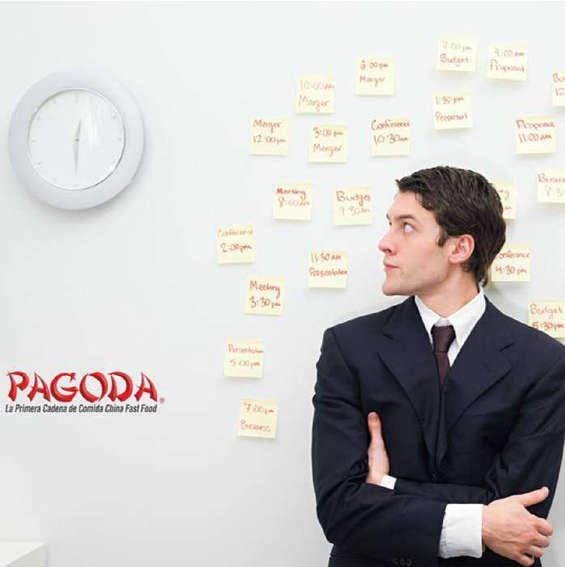 Ofertas de Pagoda, Pal bajón de comienzo de semestre