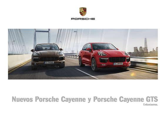 Ofertas de Ditec Automóviles, Porsche: Cayenne