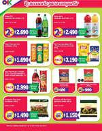 Ofertas de Ok Market, promos marzo