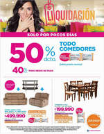 Ofertas de Johnson, liquidación johnson
