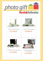 Ofertas de Kodak, impresiones