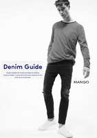 Ofertas de Mango, denim guide