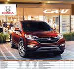 Ofertas de Honda, new honda cr-v