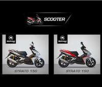nuevas scooters