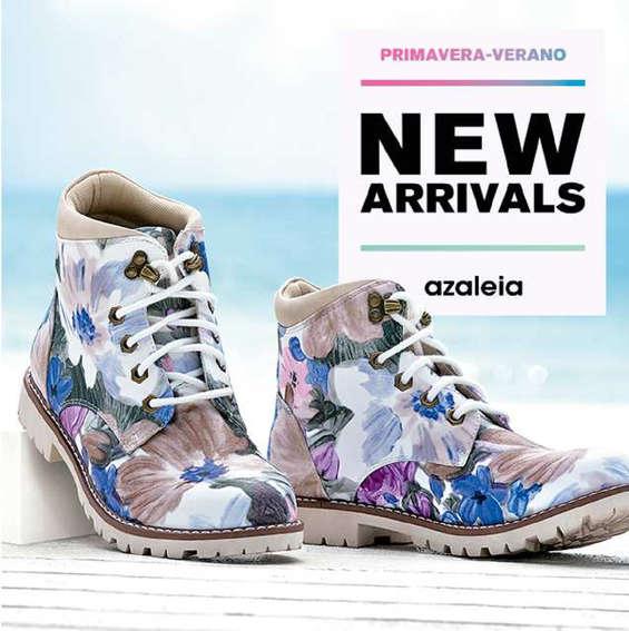 Ofertas de Azaleia, new arrivals zapatos primavera verano