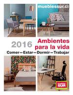Ofertas de Muebles Sur, Inspirate 2016