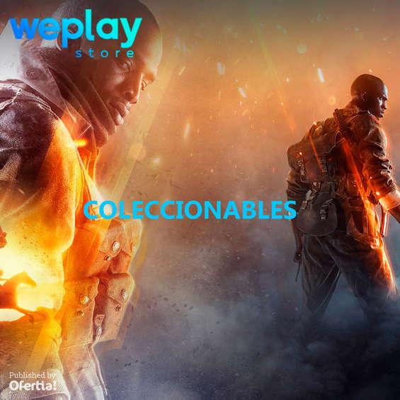 Ofertas de Weplay, coleccionables