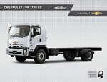 Ofertas de Chevrolet, Camiones FVR 1724