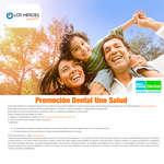 Ofertas de Los Heroes, promoción dental