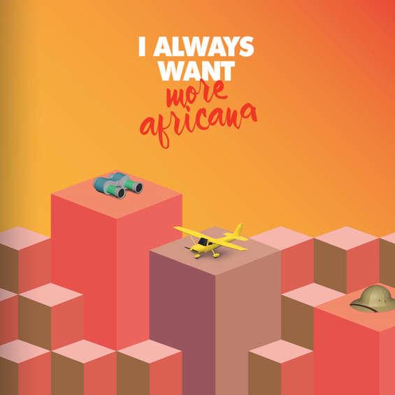 Ofertas de Swatch, I always want more africana