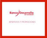 Ofertas de Banco del Desarrollo, promociones de verano