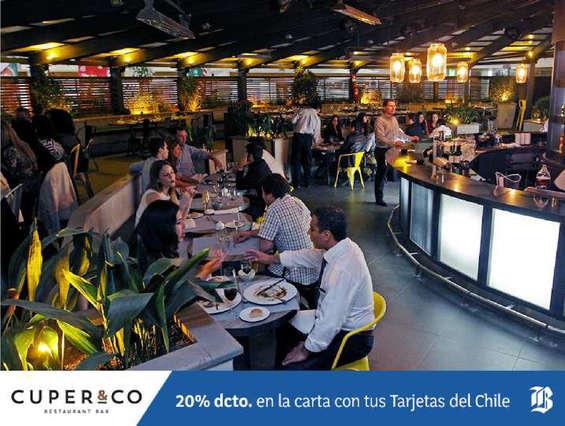 Ofertas de Banco de Chile, Descuentos