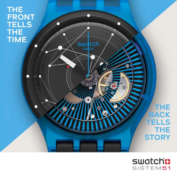 Ofertas de Swatch, swatch sistem 51