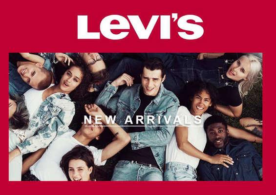 Ofertas de Levi's, new arrivals hombre