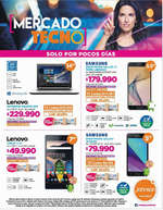 Ofertas de Johnson, mercado tecno